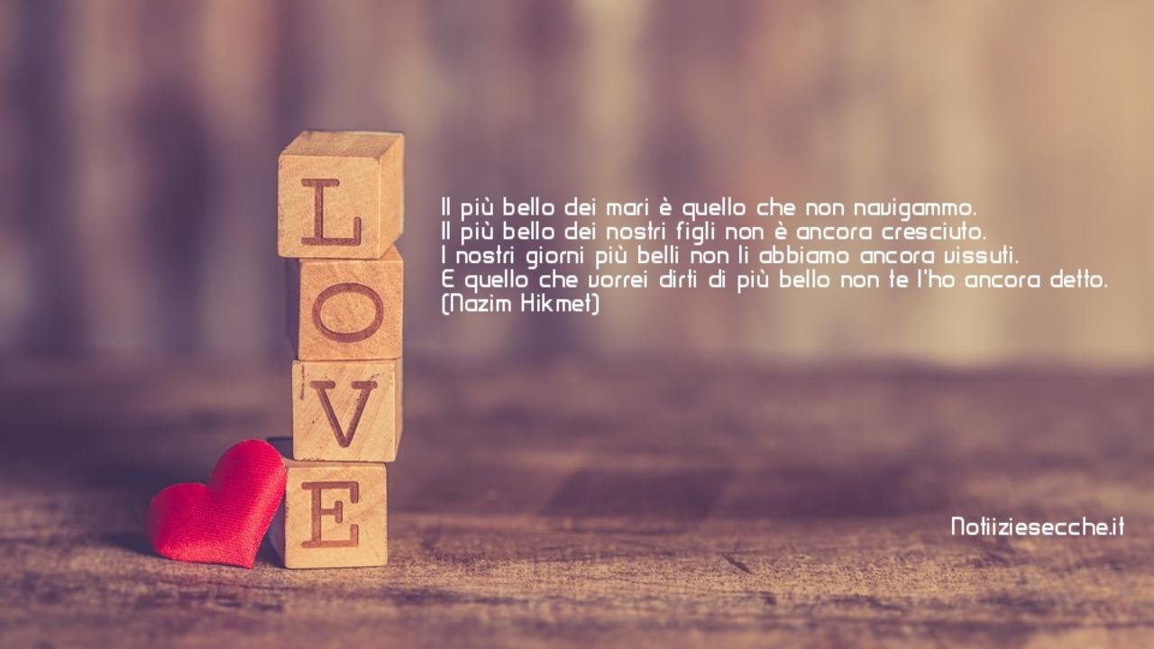 Frasi D Amore Brevi Le Piu Belle Dolci E Poetiche Di Sempre