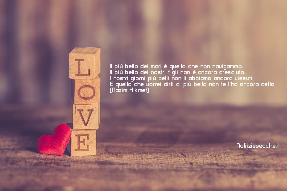Frasi D Amore Brevi Le Più Belle Dolci E Poetiche Di