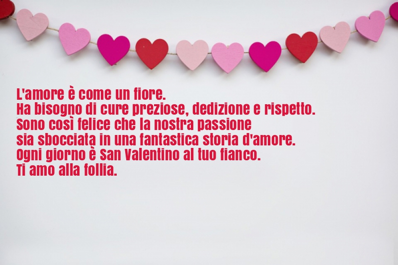 Frasi D Amore Per San Valentino Le 20 Piu Romantiche